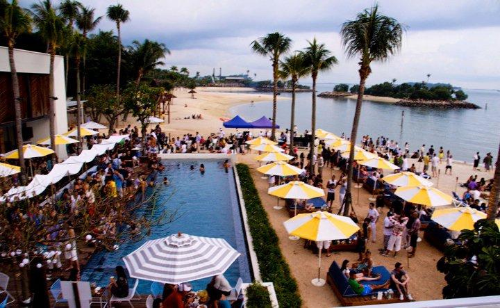 Tanjong Beach Club Sentosa