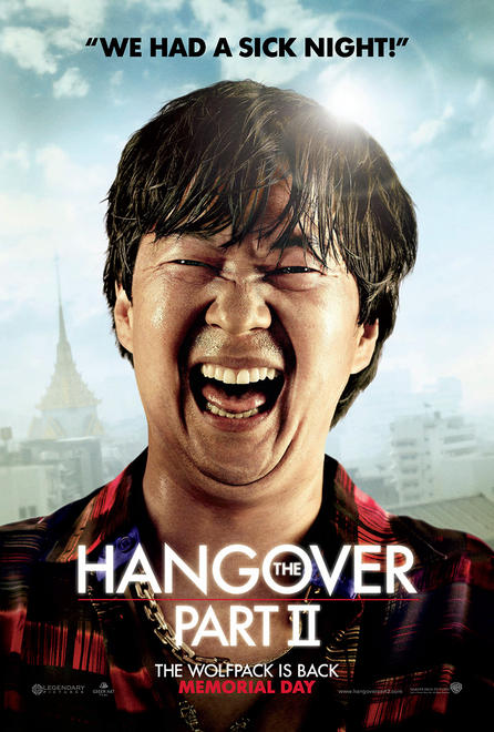 Share the loveThe Hangover 2 Chow