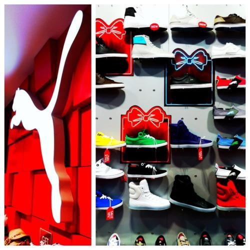 e10e1e43a4 I wear sneaks but I'm no sneak! Chinese New Year Shopping at PUMA ...