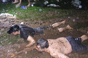 laneway mud