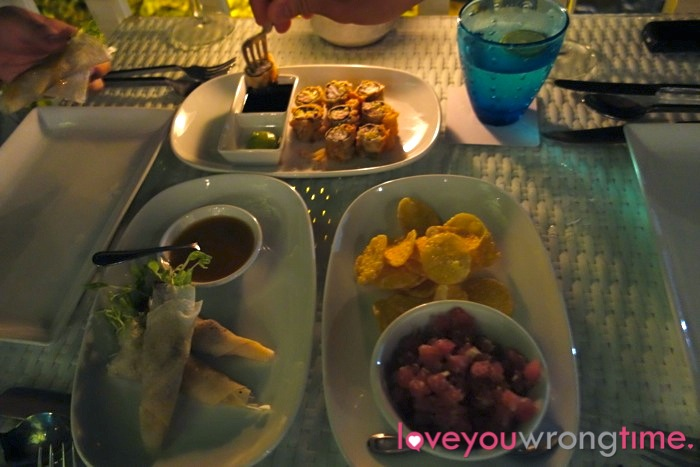 dating singapore places to eat