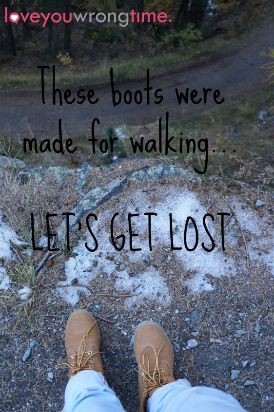 BOOTSwalking