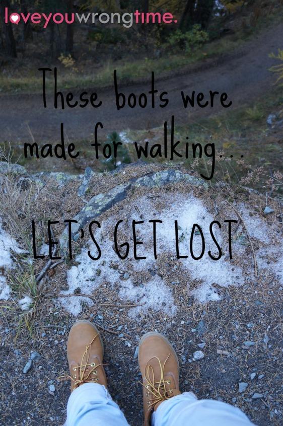 BOOTSwalking